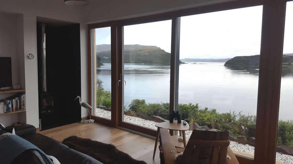 Self Catering Cottage Portree - Air an Oir