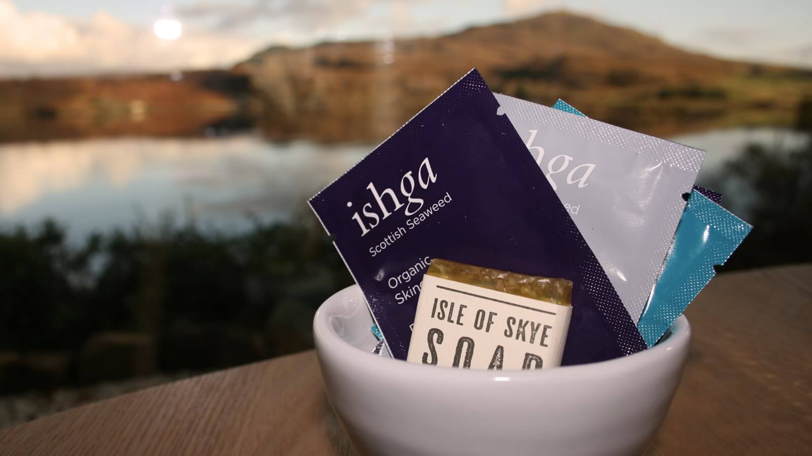 Scottish Seaweed Toiletries